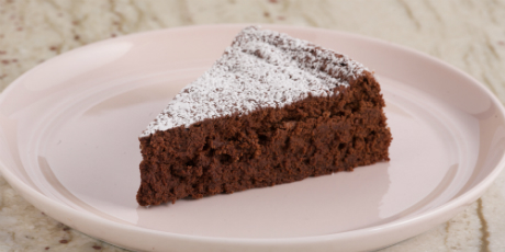 French Flourless Chocolate Torte