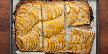 Ina Garten S French Apple Tart Recipes Food Network Canada