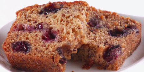 Blueberry banana bread recipes food network canada blueberry banana bread forumfinder Gallery