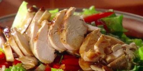 Asian chicken salad recipes food network canada asian chicken salad forumfinder Gallery