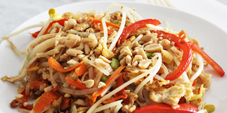 Vegetarian pad thai recipes food network canada vegetarian pad thai print recipe forumfinder Image collections