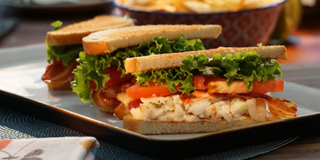 Lobster BLTs