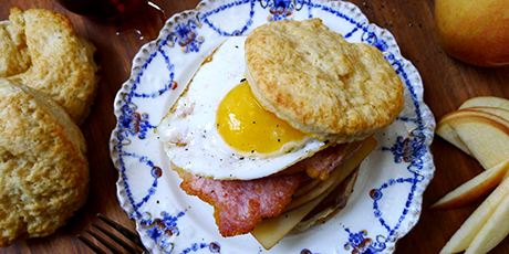 The Great Canadian Breakfast Sandwich