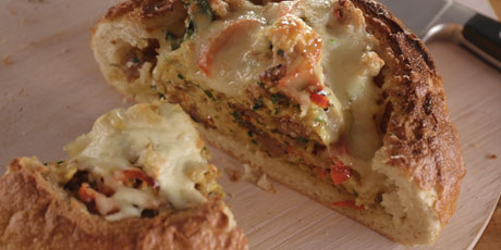 Italian egg bread bowl recipes food network canada italian egg bread bowl forumfinder Gallery
