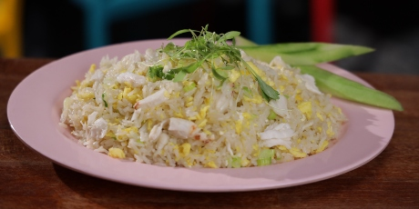 Crab Fried Rice Recipes Food Network Canada
