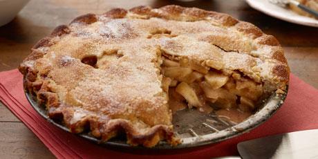 Make ahead deep dish apple pie recipes food network canada make ahead deep dish apple pie print recipe forumfinder Choice Image
