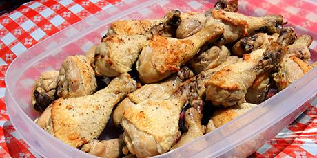 Roasted lemon chicken legs recipes food network canada roasted lemon chicken legs forumfinder Images