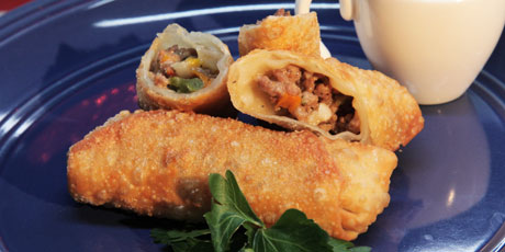 The philly egg roll recipes food network canada the philly egg roll foods greatest hits forumfinder Choice Image