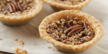 Mini pecan pies recipes food network canada mini pecan pies forumfinder Choice Image