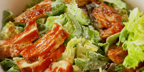 The pioneer womans buffalo chicken salad recipes food network canada the pioneer womans buffalo chicken salad forumfinder Image collections