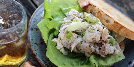Waldorf chicken salad sandwiches recipes food network canada waldorf chicken salad sandwiches forumfinder Gallery