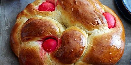 Greek Easter Bread Recipes Food Network Canada