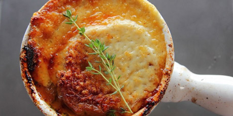 The Pioneer Woman's French Onion Soup