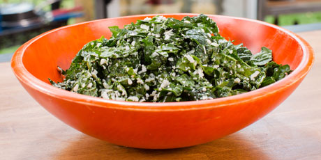 Kale Slaw With Lime And Cotija Recipes Food Network Canada