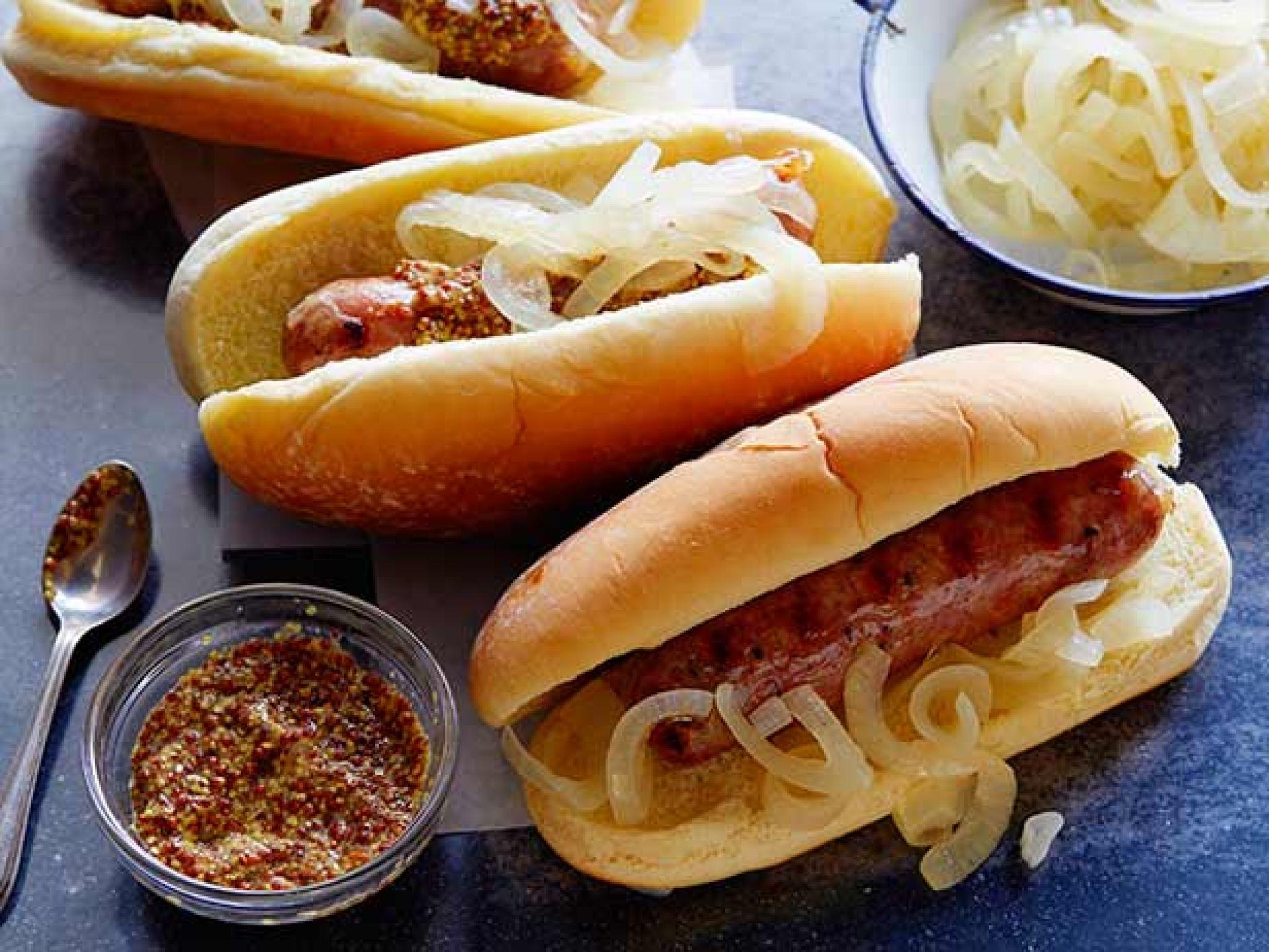 Hot Dog Sausages In Bulk