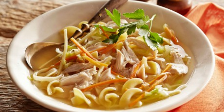 Suped up traditional chicken noodle soup recipes food network canada suped up traditional chicken noodle soup forumfinder Choice Image