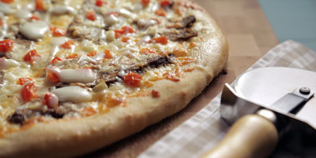 Donair Pizza Recipes Food Network Canada