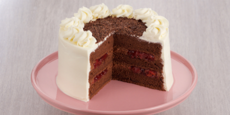 Anna Olson's Black Forest Torte