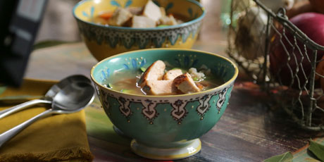 Grilled chicken vegetable soup recipes food network canada grilled chicken vegetable soup forumfinder Choice Image