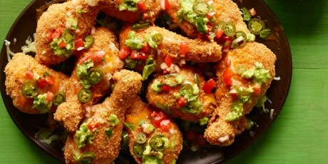 Nacho chicken drumsticks recipes food network canada nacho chicken drumsticks print recipe forumfinder Choice Image