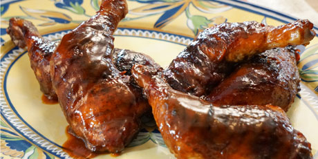 Barbecue grilled chicken recipes food network canada barbecue grilled chicken forumfinder Image collections
