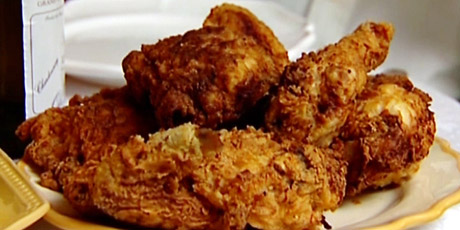 Oven fried chicken recipes food network canada oven fried chicken forumfinder Image collections