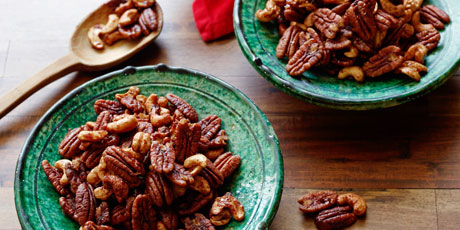 Slow Cooker Spiced Nuts Food Network