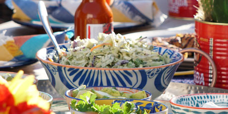 Jalapeno Ranch Slaw
