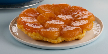 Anna Olson's Apple Tarte Tatin