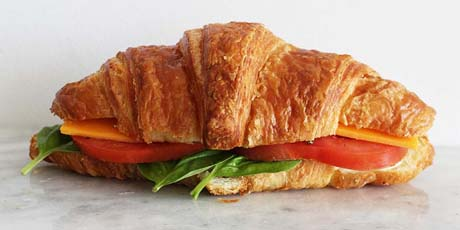 fried egg croissant recipes food network canada
