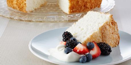 Angel food cake recipes food network canada angel food cake forumfinder Images