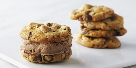 Anna Olson's Ice Cream Sandwiches