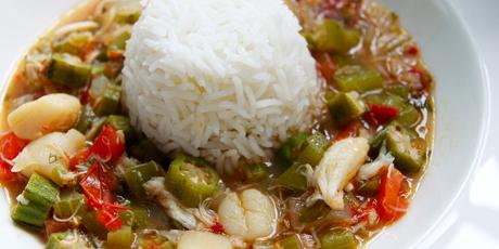 Food Network Seafood Gumbo