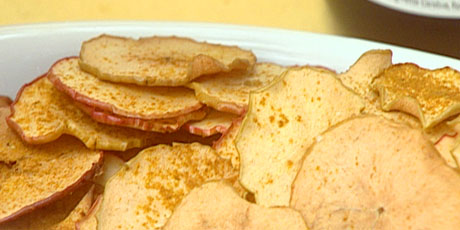 Ricardo Larrivée's Apple Chips