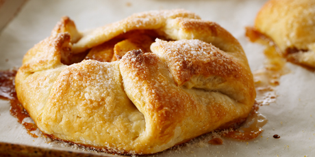 These delicious Apple Cinnamon Galettes are perfect for sharing - make ...