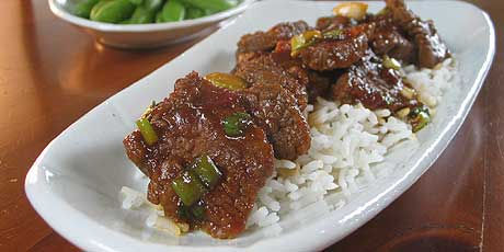 Chinese Beef With Snow Peas Recipe