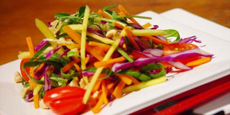 Asian Slaw Recipes — Dishmaps