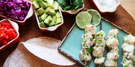 Baja Fish Tacos Recipes | Food Network Canada