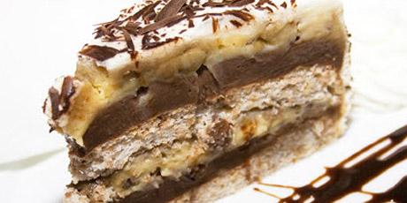 Banana Fudge Layer Cake Recipes Food Network Canada