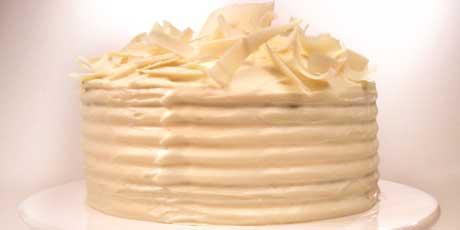 how to make white chocolate icing recipe
