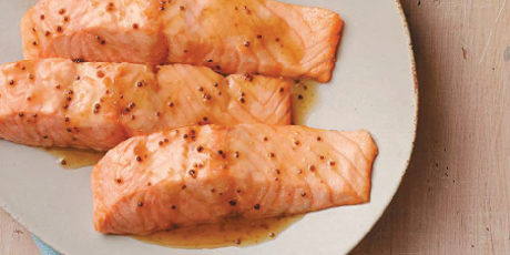 Becel maple mustard salmon recipes food network canada becel maple mustard salmon print recipe forumfinder Images