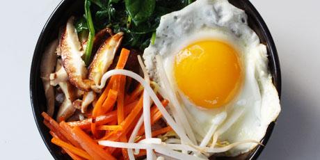 Bibimbap Recipe Food Network