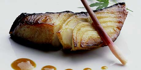 Black cod with miso recipes food network canada black cod with miso print recipe forumfinder Gallery