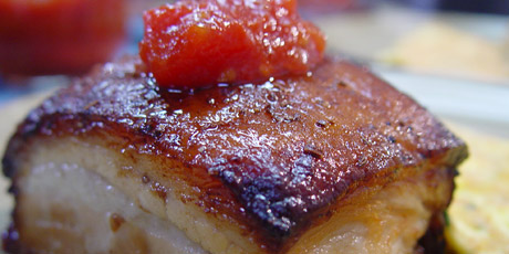 Food network pork belly recipes