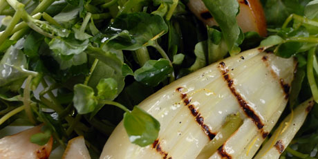 Break Away Pear and Fennel Salad