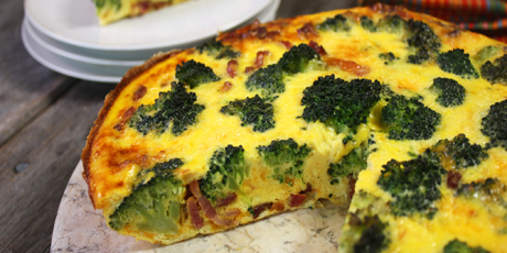 Broccoli Frittata Recipes | Food Network Canada