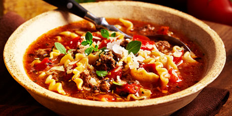 Food Network Canada Lasagna