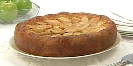 Caramel Apple Galette Recipes | Food Network Canada