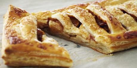 Caramel Apple Jalousie Recipes   Food Network Canada