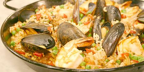 Ccs paella recipes food network canada ccs paella forumfinder Image collections
